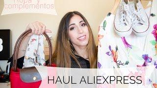 Haul ~ Aliexpress | Ropa y complementos -español