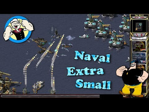 Red Alert 2 & Yuri's Revenge - New Naval Extra Small - Battle Ship