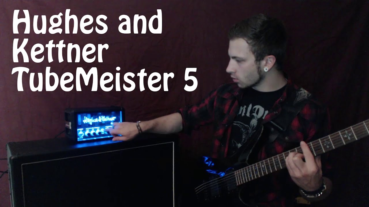 hughes kettner tubemeister 5 v playthrough youtube. Black Bedroom Furniture Sets. Home Design Ideas
