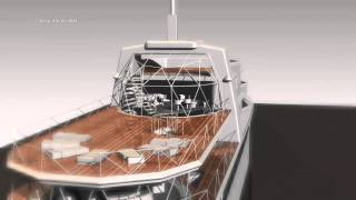 Mega Yacht Project AASCHER by Central Yacht