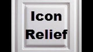icon relief