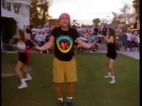 "Jesse ""Shake It Like A White Girl"" Jaymes - College Girls"