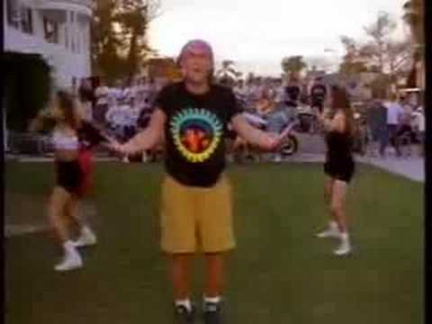Shake it like a white girl