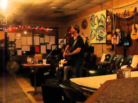 Jerry Castle at The Acoustic Coffeehouse 2