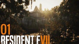 Resident Evil 7 #1 - Eine Bruchbude in Louisiana HD Bayrisch