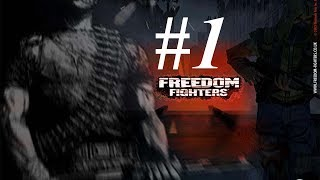 Freedom Fighters - PS2 Walkthrough 1 Gameplay - Manhattan Invasion