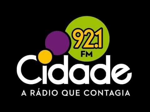 Últimos áudios da Rádio Cidade FM Porto Alegre 92,1