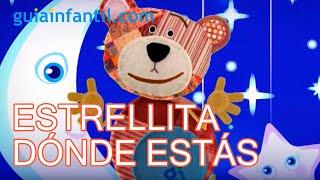 Estrellita dónde estas, canción infantil, música para niños thumbnail