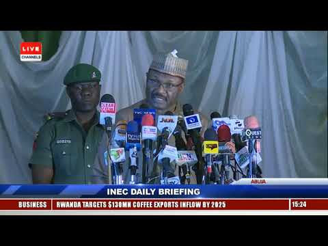 Elections: 72.7 Million Nigerians Collected PVCs - INEC Chairman