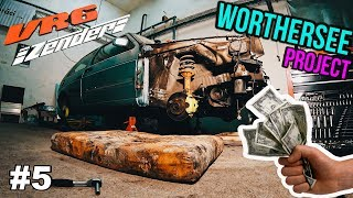#5 Project Wörthersee - 💸 Tak trošku jsem utrácel no 😬