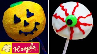 Halloween Cake Pops | Halloween 2019 | Hoopla Recipes