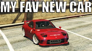 MY FAVOURITE NEW CAR FROM THE GTA 5 ONLINE TUNERS UPDATE