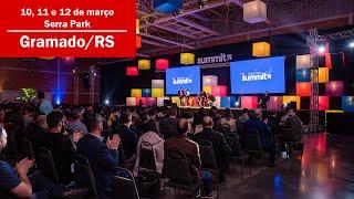 Vem aí a GRAMADO SUMMIT 2021 | Conferência de inovação, tecnologia e empreendedorismo (Presencial)