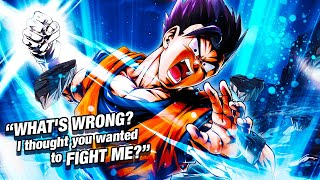 THE SAVIOR OF HYBRIDS! NEW Transforming Ultimate Gohan Showcase! Dragon Ball DB Legends