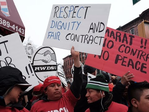 Millennials Are Joining The Labor Movement In A Big Way