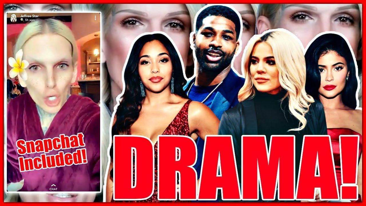 Jeffree Star Comes For Khloe Kardashian Tristan Thompson Jordyn Woods