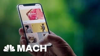Is iPhone X The Future Of Smartphones? | Mach | NBC News