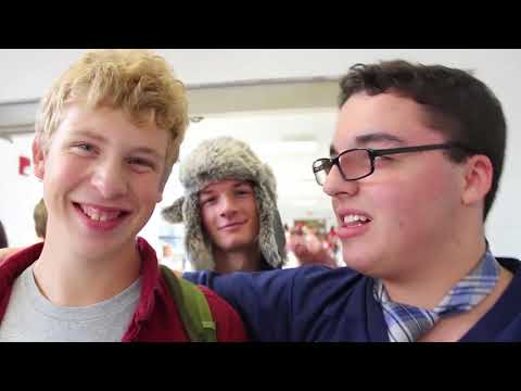 Randolph High School Class of 2018 Senior Spirit Week Video 2017