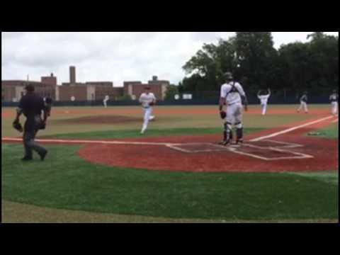 Ryan Jordan, RHP, 2018 Grad, Game Footage