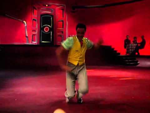 """""""Gotta Dance"""" — Gene Kelly and Cyd Charisse, 1952"""