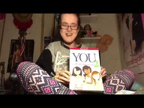 Book Review #3-American Girl The Care And Keeping Of You 2 The Body Book For Older Girls