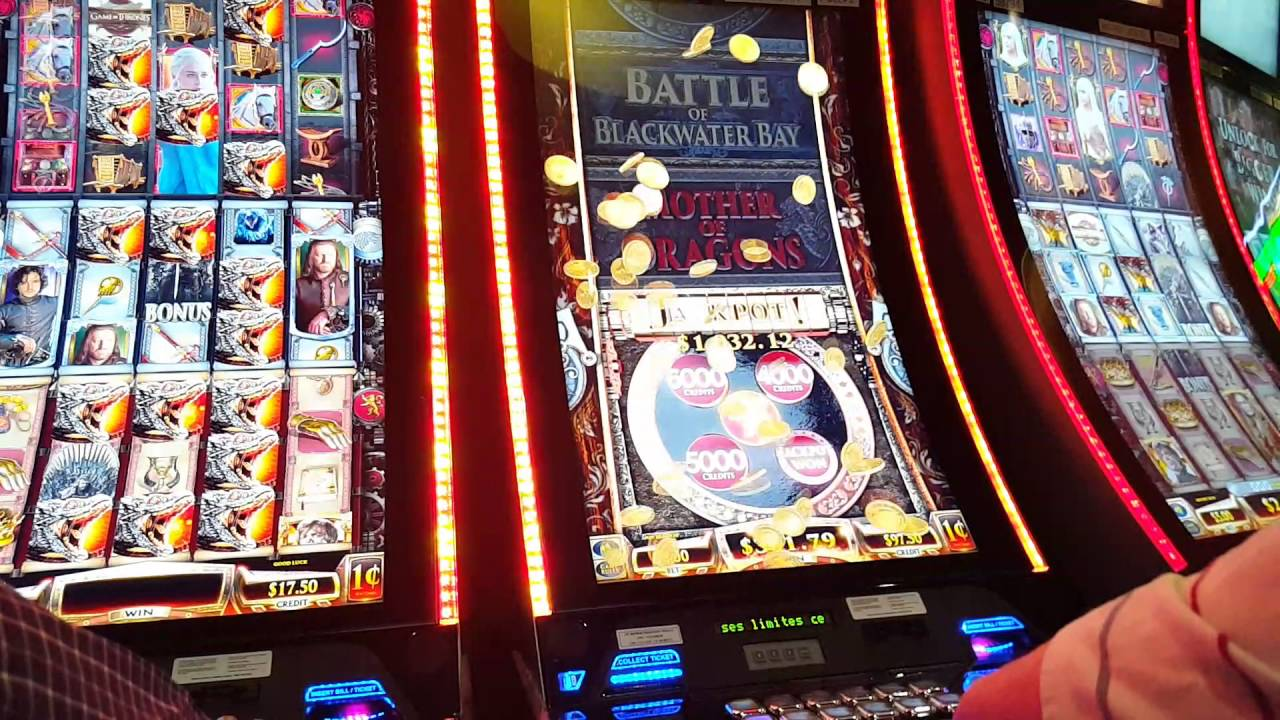 Slot machine games of thrones