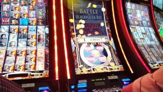 Handpay on Game of Thrones Slot Machine(Not my win but I was walking by and noticed this man was picking for the lion progressive on max bet. I thought most people would like to see this as well as the ..., 2016-09-03T08:00:33.000Z)