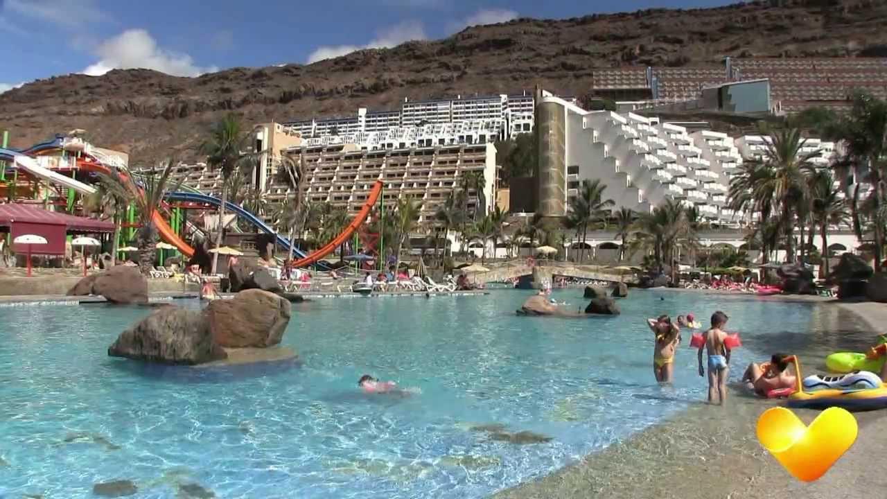 Paradise Lago Taurito, Playa Taurito, Gran Canaria, Spain - YouTube