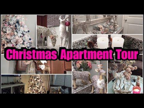 CHRISTMAS APARTMENT TOUR || PART 1 || ESP 2 , 2019