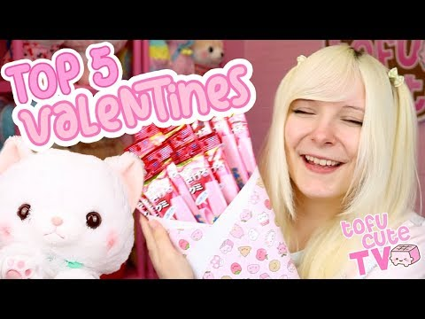 CUTEST Valentine's Gifts + Competition! | TOFU CUTE TV