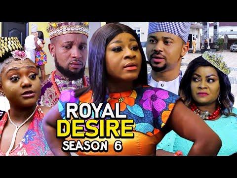 Download ROYAL DESIRE SEASON 6 (Trending New Movie HD)Destiny Etiko 2021 Latest Nigerian Nollywood  Movie