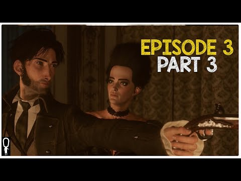 THE REAL EMILY  - The Council - Part 3 (Episode 3 RIPPLES) Gameplay Lets Play