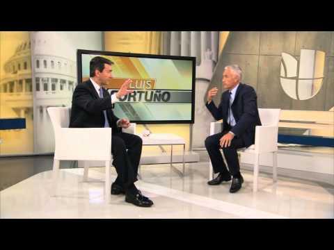 Entrevista a Luis Fortuño Ex Gobernador de Puerto Rico (Dic. 2013)
