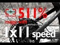 511% Range with 11 speed, e*thirteen TRS+ 9-46t  Install, Ride Impressions