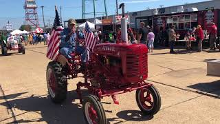 Video still for 2017 Sunbelt Ag Expo, Moultrie, GA – Antique Tractor Parade