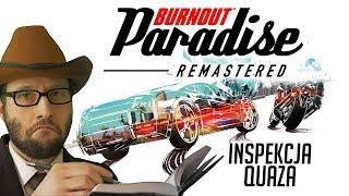 Burnout Paradise Remastered - inspekcja quaza