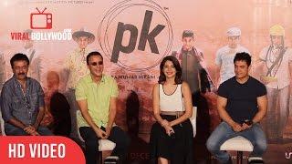 Question Answer Session With Aamir Khan | Anushka Sharma | Rajkumar Hirani | Vidhu Vinod Chopra