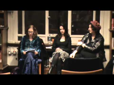 Reading from 'The Breathing Ghosts' by Eleanor Keane at Westminster Reference Library