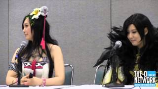 Spiral Cats Press Conference Anime Expo 2014