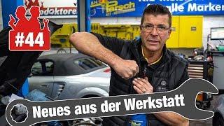 Holgers Diesel-Meinung | Golf IV wird nicht richtig warm | Common-Rail-Probleme im Fiat Doblo Malibu