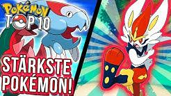 Die 10 stärksten nicht legendären Pokemon aus Schwert und Schild!