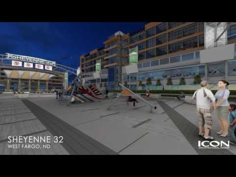 ICON | Sheyenne 32 | West Fargo Masterplan