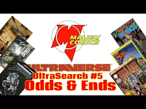 UltraSearch #5 - Odds & Ends - Polybagged Solitaire #1, Mason And Danko's Sidekicks, And More