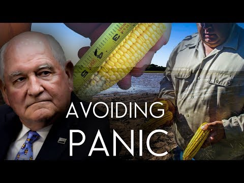 Policy Changes & Avoidance   WORLD CROPS AND GLOBAL AGRICULTURAL LEADERS STRUGGLE WITH BAD WEATHER