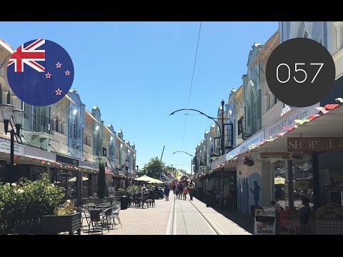 NZ[057] Walking Christchurch 2017/01/23