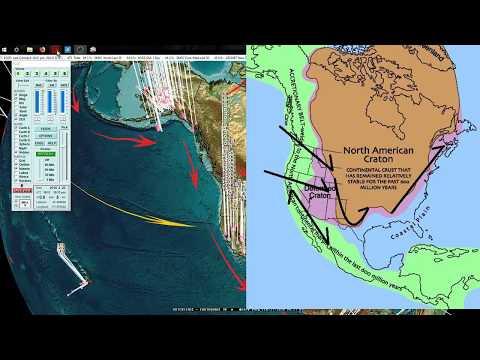 2/20/2018 -- Professionals study CRATON INTERIORS -- Major step forward in Geophysics