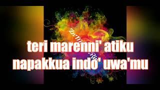 Download lagu Lagu Bugis (Ogi) - Botting Ipassa