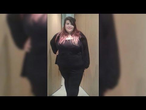 Der Mann betrügt die Frau weil sie zu dick ist - ihre Rache lässt das Netz staunen