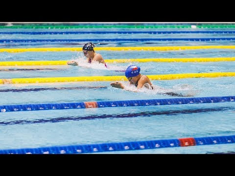 Международный турнир по плаванию собрал в ЮГУ почти 500 спортсменов