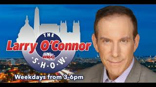 Major Garrett featured on the Larry O'Connor Show